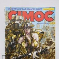 Cómics: CÓMIC RETAPADO Nº 9 - CIMOC - CONTIENE NÚMEROS: 35, 36 Y 37 - NORMA EDITORIAL, AÑOS 80. Lote 92697405