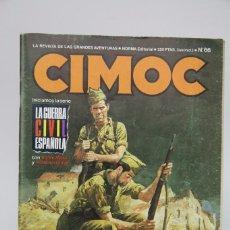 Comics: CÓMIC / REVISTA CIMOC - Nº 66. SERIE LA GUERRA CIVIL ESPAÑOLA - NORMA EDITORIAL, AÑOS 80. Lote 92702785