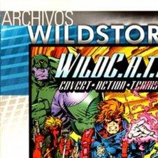 Cómics: ARCHIVOS WILDSTORM: WILDCATS Nº 1: RESURRECIÓN (1 TOMO) NORMA EDITORIAL. Lote 92746445