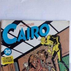 Cómics: CAIRO Nº 30. Lote 92835765