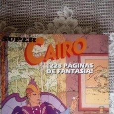 Cómics: SUPER CAIRO Nº 1 - TOMO CON LOS Nº 64-65-66. Lote 93023540