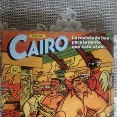 Cómics: CAIRO EXTRA Nº 20 - TOMO CON LOS Nº 61-62-63. Lote 93023845