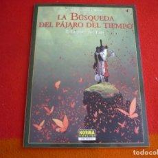 Cómics: LA BUSQUEDA DEL PAJARO DEL TIEMPO 7 LA PISTA DEL RIGE ( LE TENDRE LOISEL ) ¡MUY BUEN ESTADO! NORMA. Lote 93643715
