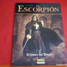 Cómics: EL ESCORPION 6 EL TESORO DEL TEMPLE ( DESBERG MARINI ) ¡MUY BUEN ESTADO! NORMA EUROPEO. Lote 93773185