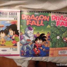 Cómics: DRAGON FALL LOTE DE 3 COMICS. Lote 93796985