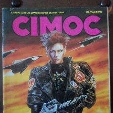 Cómics: CIMOC 82. NORMA EDITORIAL. . Lote 93851155