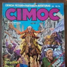 Cómics: CIMOC 9. NORMA EDITORIAL. . Lote 93852020