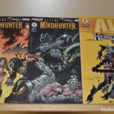 Alien vs Predator XENOGENESIS MINDHUNTER Witchblade Darkness 3 comics NORMA BLACK HORSE
