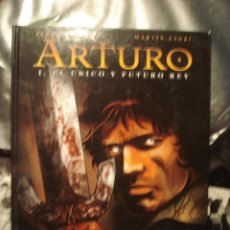 Cómics: ARTURO. EL UNICO Y FUTURO REY. Lote 93967660