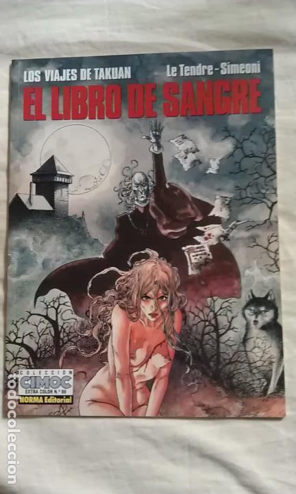 EL LIBRO DE SANGRE. LOS VIAJES DE TAKUAN 2 (Tebeos y Comics - Norma - Comic Europeo)