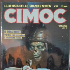 Cómics: CIMOC 29. NORMA EDITORIAL.. Lote 94294478
