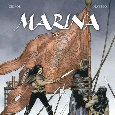 Cómics: CÓMICS. MARINA 3. ¡RAZZIAS! - ZIDROU/MATTEO (CARTONÉ). Lote 269120673
