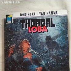 Cómics: LOBA - ROSINSKI - VAN HAMME - THORGAL . Lote 94814431