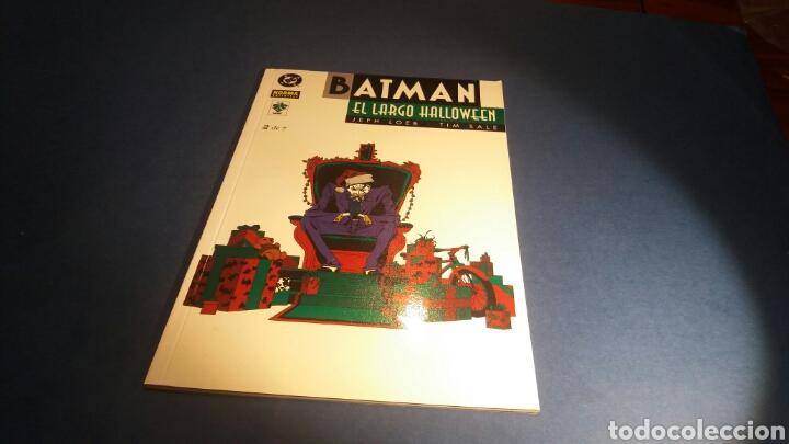 DE KIOSCO BATMAN EL LARGO HALLOWEEN 2 NORMA (Tebeos y Comics - Norma - Comic USA)