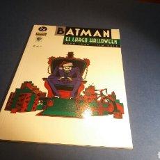 Cómics: DE KIOSCO BATMAN EL LARGO HALLOWEEN 2 NORMA. Lote 95229283