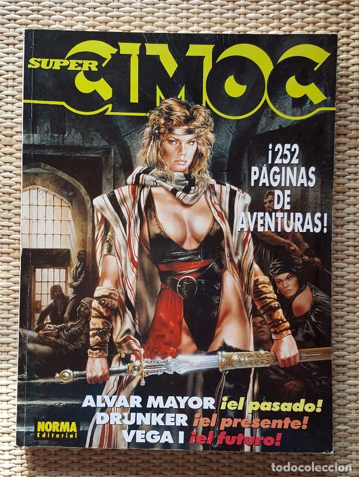 SUPER CIMOC NºS 101 - 102 - 103 NORMA EDITORIAL -RETAPADOS (Tebeos y Comics - Norma - Cimoc)