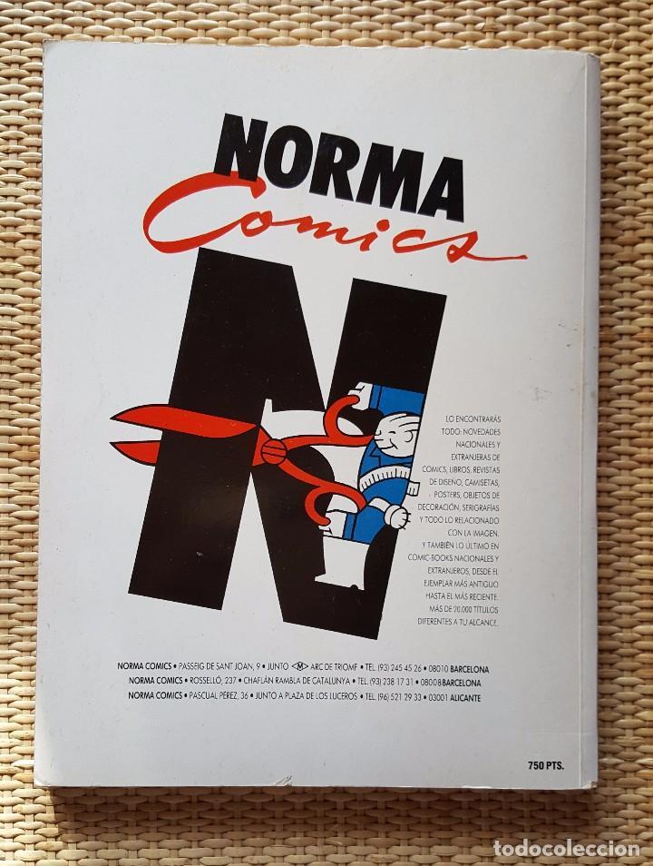 Cómics: SUPER CIMOC Nºs 101 - 102 - 103 NORMA EDITORIAL -RETAPADOS - Foto 2 - 95337163