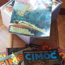 Cómics: CIMOC - COLECCION COMPLETA 1 -176 - NORMA EDITORIAL. Lote 95341107
