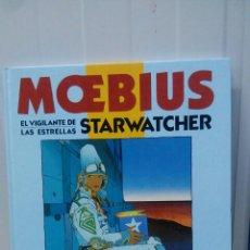 Cómics: STARWATCHER EL VIGILANTE DE LAS ESTRELLAS ... MOEBIUS (NORMA1986). Lote 95427566
