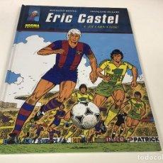 Cómics: LIQUIDACION ERIC CASTEL NUM 4 DE CARA A GOL!. Lote 95478251
