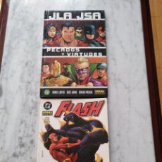 Cómics: 2 COMICS PECADOS Y VIRTUDES Y FLASH.. Lote 95546023