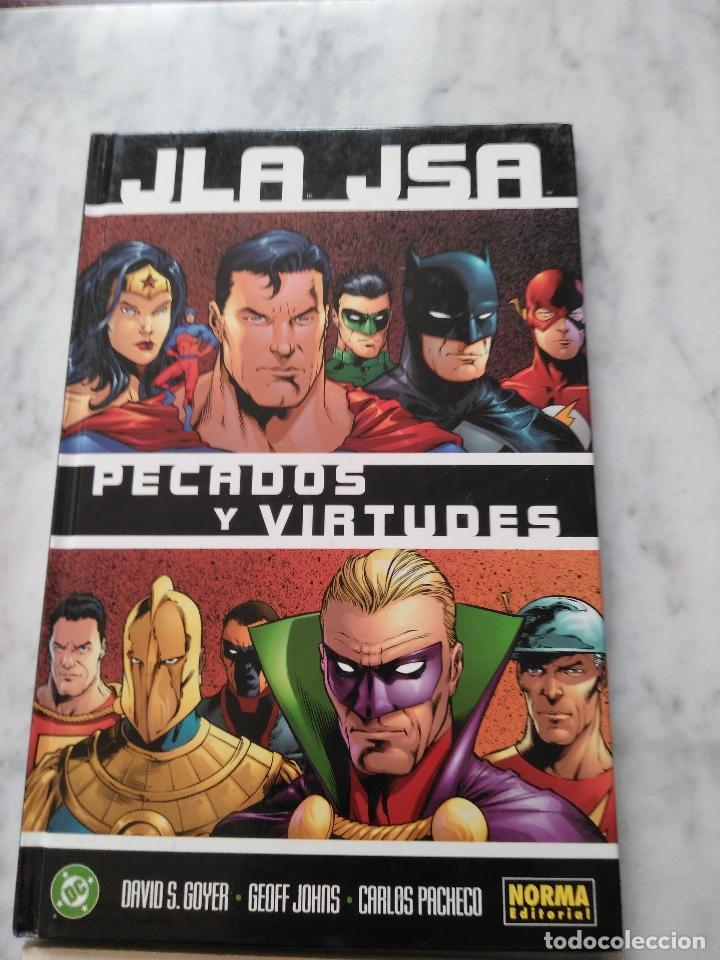 Cómics: 2 COMICS PECADOS Y VIRTUDES Y FLASH. - Foto 2 - 95546023