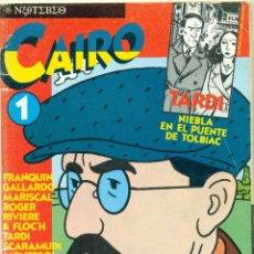 Cómics: EL CAIRO Nº 1 DE NORMA. Lote 95595311