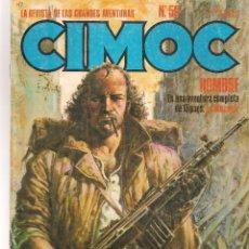Cómics: CIMOC. Nº 59. NORMA (B/A49). Lote 95692295