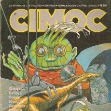 Cómics: CIMOC. Nº 64. NORMA (B/A49). Lote 95692547