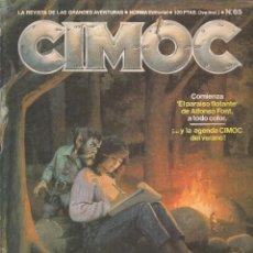 Cómics: CIMOC. Nº 65. NORMA (B/A49). Lote 95692607