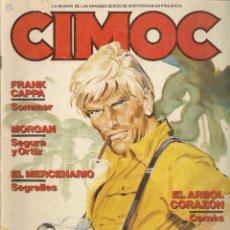 Cómics: CIMOC. Nº 86. NORMA (B/A49). Lote 95692779
