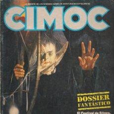 Cómics: CIMOC. Nº 93. NORMA (B/A49). Lote 95692859