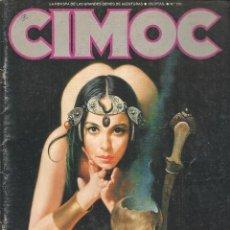 Cómics: CIMOC. Nº 101. NORMA (B/A49). Lote 95692943