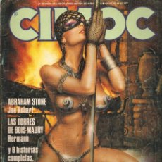 Cómics: CIMOC. Nº 127. NORMA (B/A49). Lote 95693983