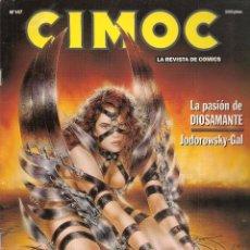 Cómics: CIMOC. Nº 147. NORMA (B/A49). Lote 95694087
