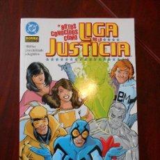 Cómics: ANTES CONOCIDOS COMO LIGA DE LA JUSTICIA - NORMA EDITORIAL - DC - GIFFEN, DEMATTEIS (X). Lote 95699443