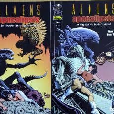 Cómics: ALIENS APOCALIPSIS COMPLETA-LOS ANGELES DE LA DESTRUCCION. Lote 95734179