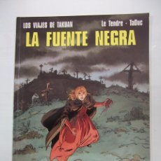 Cómics: LA FUENTE NEGRA. CIMOC EXTRA COLOR Nº 133. LOS VIAJES DE TAKUAN 4. NORMA EDITORIAL. TDKC27. Lote 95758391