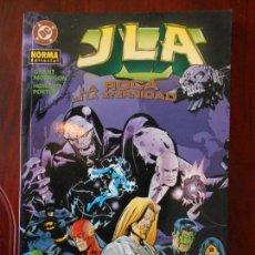 Cómics: JLA - LA ROCA DE LA ETERNIDAD - NORMA EDITORIAL - GRANT MORRISON - DC (A1). Lote 95759063