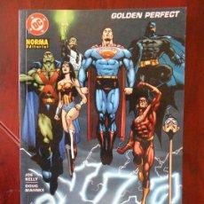 Cómics: JLA - GOLDEN PERFECT - NORMA EDITORIAL - JOE KELLY - DC (A1). Lote 95759547