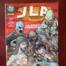 Cómics: JLA - LA EDAD DE OBSIDIANA - NORMA EDITORIAL - JOE KELLY - DC (A1). Lote 95759851