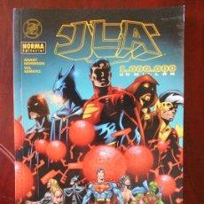 Cómics: JLA - UN MILLON - NORMA EDITORIAL - GRANT MORRISON - DC (A1). Lote 95760019