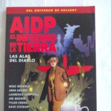 Cómics: AIDP NORMA Nº 27 - EL INFIERNO EN LA TIERRA - LAS ALAS DEL DIABLO NORMA. Lote 95762815