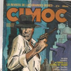 Cómics: CIMOC. Nº 34, NORMA (B/A49). Lote 95817339