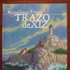 Cómics: TRAZO DE XIZ MIGUELANXO PRADO TRAZO DE TIZA EN GALLEGO GALEGO GALICIA. Lote 95852411