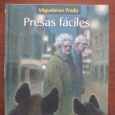 Cómics: PRESAS FACILES NORMA MIGUELANXO PRADO. Lote 95852443