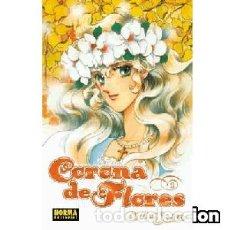 Cómics: CORONA DE FLORES Nº 1 - 7. Lote 95885275