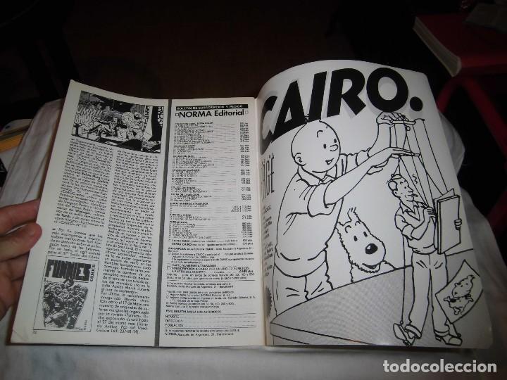 Cómics: CAIRO Nº 17 CON EL FINAL DE TRITON DE DANIEL TORRES - Foto 5 - 95886707