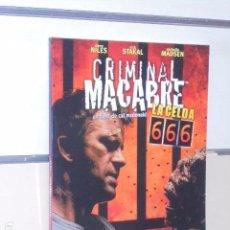 Cómics: CRIMINAL MACABRE LA CELDA 666 - NORMA . Lote 95887659