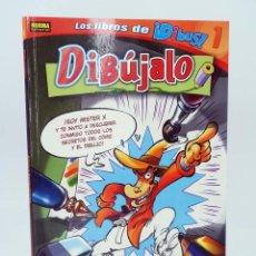 Cómics: LOS LIBROS DE DIBUS 1. DIBUJALO (ATHOS Y ENRIQUECARLOS) NORMA, 2002. OFRT ANTES 15E. Lote 96012092